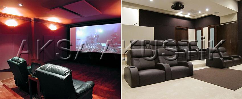 Bursa home cinema ses yalıtımı